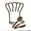 Free Spoon And Fork Clipart Image