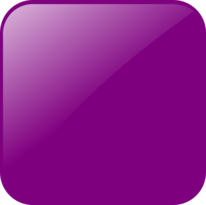 Blank Purple Button Clip Art