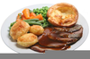 Yorkshire Pudding Clipart Image