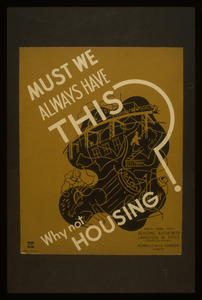 Must We Always Have This? Why Not Housing? Image