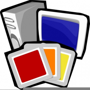 Clipart Images Of Computers Image