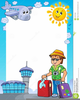 Free Clipart Book Border Image