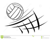 Volleyball Illustration Image