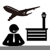 Free Air Traffic Control Clipart Image