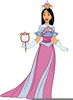 Clipart Pictures Of Princesses Image