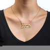 Name Arabic Necklace Image