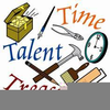Clipart Time Treasure Talents Image