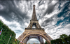 Eiffel Tower X Image