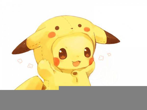 Pikachu cute. Pokemon free images at
