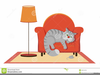 Free Clipart Couch Image