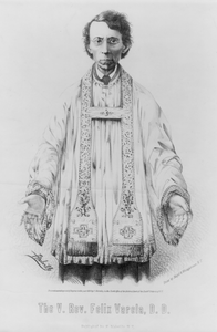The V. Rev. Felix Varela, D.d. Image