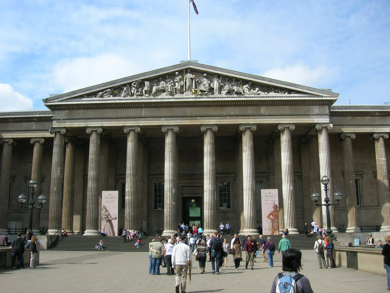 British Museum | Free Images at Clker.com - vector clip art online ...