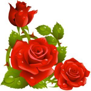 roses clipart borders free images at clker com vector clip art rh clker com