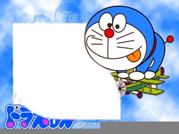 Doraemon Frame | Free Images at Clker.com - vector clip ...