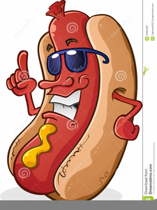 bbq hot dog clipart free images at clker com vector clip art rh clker com free cartoon hot dog clipart free hot dog bun clipart