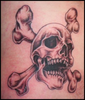 Skull Tattoo Image