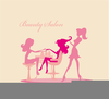 Beauty Therapy Clipart Image