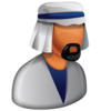 Arab Boss Icon Image