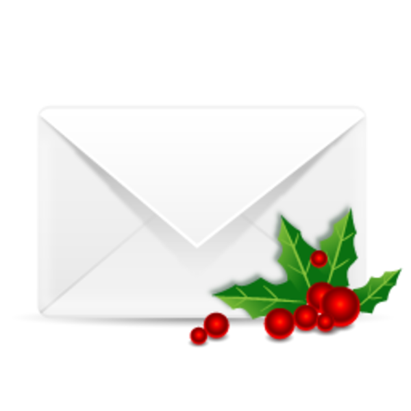 Christmas Email Clipart