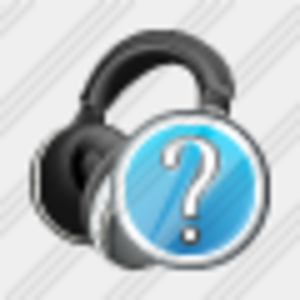 Icon Ear Phone Question Image