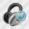 Icon Ear Phone Search Image