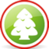 Christmas Tree Rounded Image