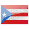 Flag Puerto Rico Image