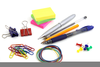 Clipart Office Supplies Image