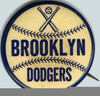 Brooklyn Dodgers Clipart Image