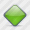 Icon Diamond Green Image