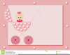 Welcome Baby Girl Clipart Image