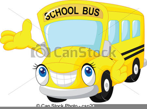 happy school bus clipart free images at clker com vector clip rh clker com Walking School Bus Clip Art School Bus Clip Art