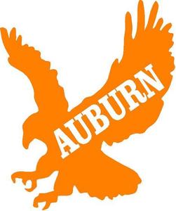 auburn war eagle clipart free images at clker com vector clip rh clker com