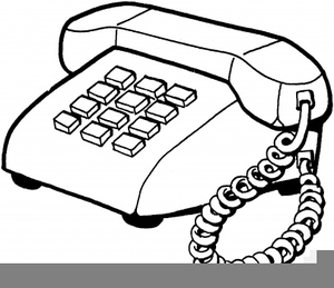 black white telephone clipart free images at clker com vector rh clker com telephone clip art free telephone clipart vector