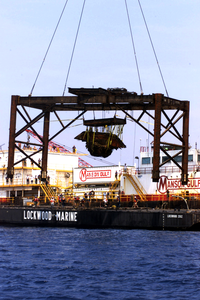 Uss Monitor Engine Recovery Image