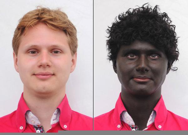 Are danish people who Danish Genetics