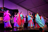 Folk Dandiya In Motion Image