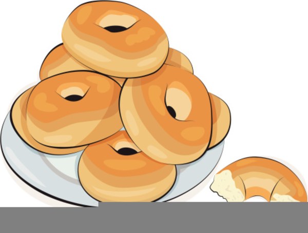 free clipart bagels free images at clker com vector clip art rh clker com bagel day clip art bagel and coffee clip art