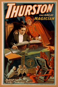 Thurston The Great Magician Image
