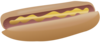 Cwt Hot Dog With Mustard Image