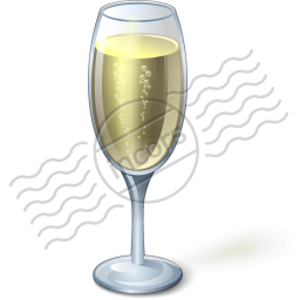 Champagne Glass 12 Image