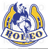 Rodeo Clipart Free Vector Image