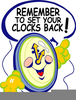 Clipart Daylight Saving Time Image