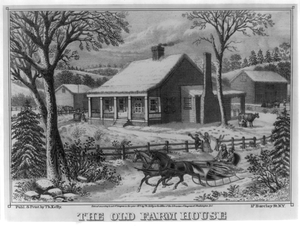 The Old Farm House Image