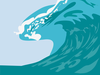 Clipart Waves Border Image