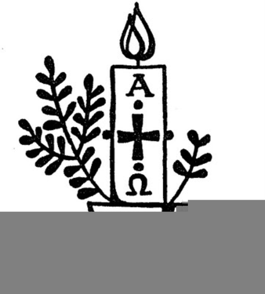 Clipart Of Paschal Candle Free Images At Clker Com