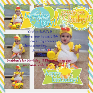 Final Invitation For Braidens Birthday Final Final Final Image