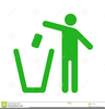 Recycle Bin Icon Clipart Image
