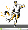 Rugby Clipart Image
