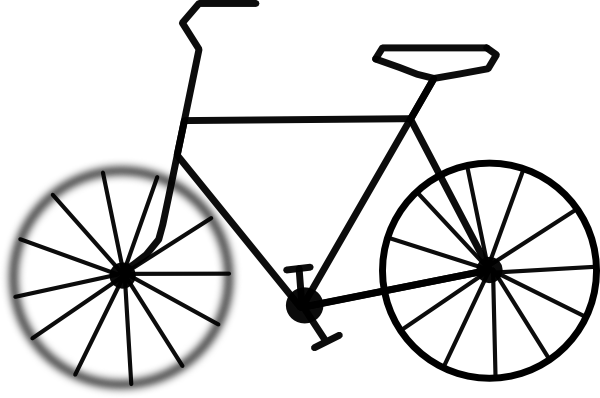 simple bike art 1080p - photo #22